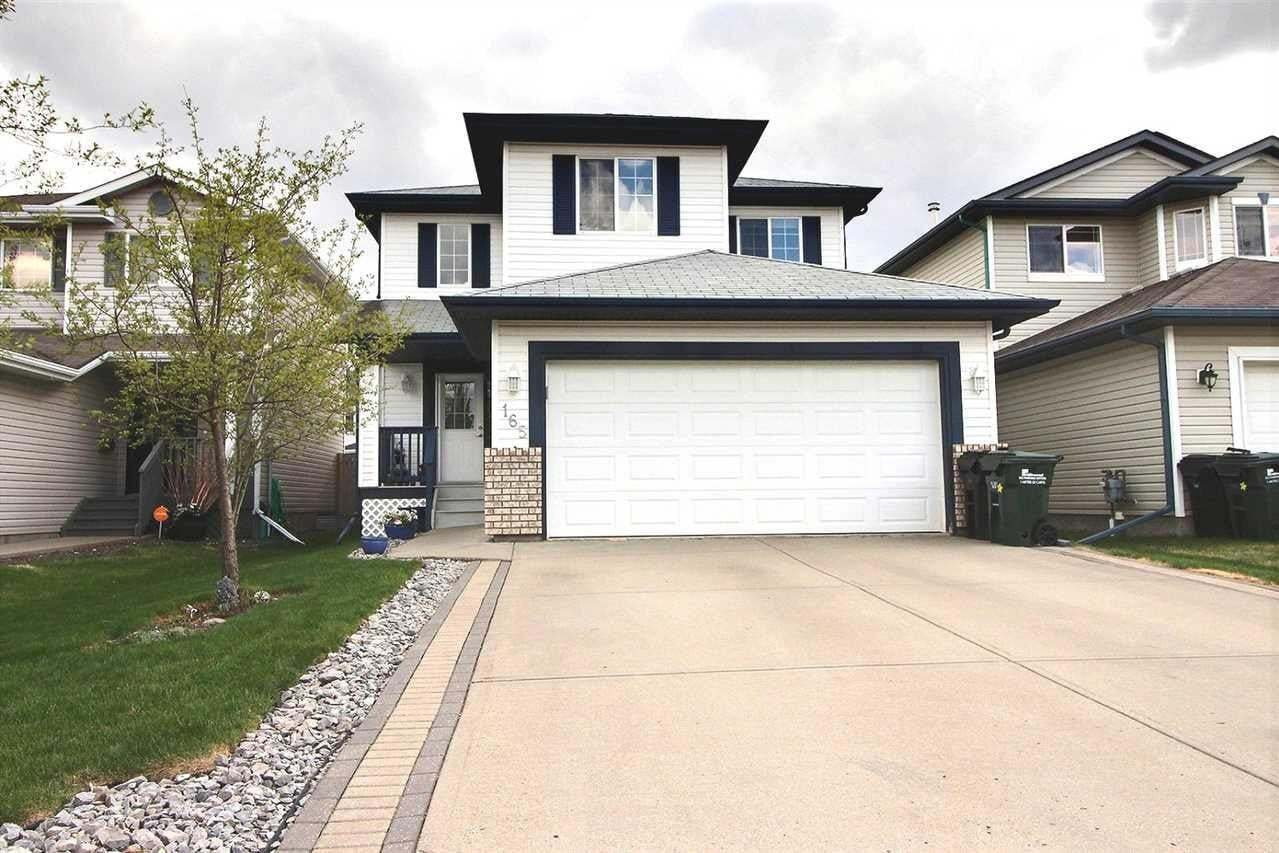 House for sale at 165 Foxboro Rd Sherwood Park Alberta - MLS: E4198105