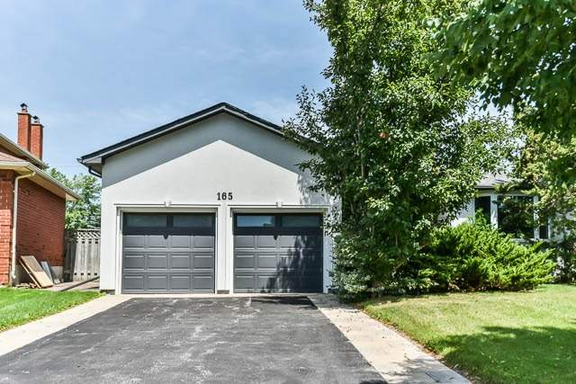 House for sale at 165 Geoffrey Crescent Whitchurch-Stouffville Ontario - MLS: N4281443