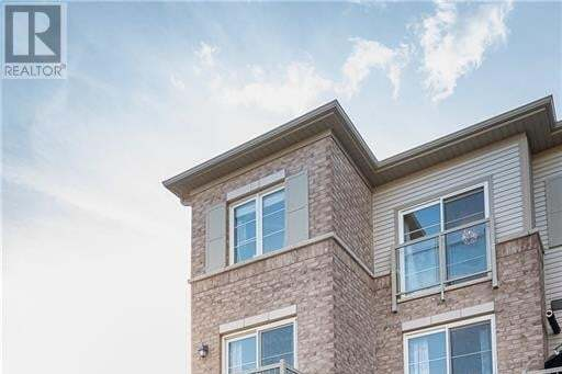 Townhouse for sale at 165 Hampshire Wy Milton Ontario - MLS: 30826787