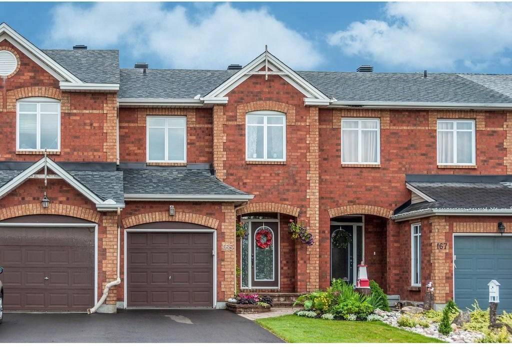 Townhouse for sale at 165 Hearst Wy Kanata Ontario - MLS: 1164347