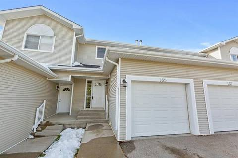 Townhouse for sale at 165 Hillview Te Strathmore Alberta - MLS: C4271308