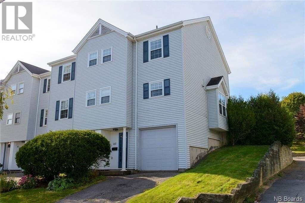 House for sale at 165 Lancaster St Saint John New Brunswick - MLS: NB049945