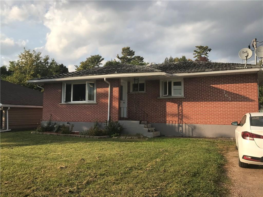 Removed: 165 Laurier Avenue, Pembroke, ON - Removed on 2019-10-14 05:51:23