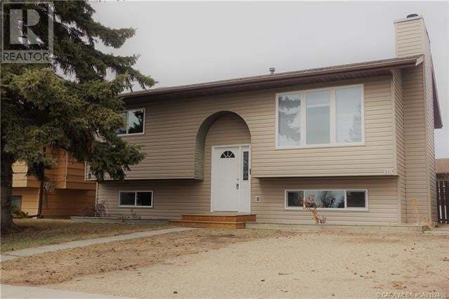 House for sale at 165 Mcdougall Cres Red Deer Alberta - MLS: ca0192458