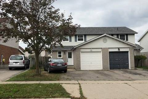 Townhouse for sale at 165 Northview Heights Dr Cambridge Ontario - MLS: X4603059