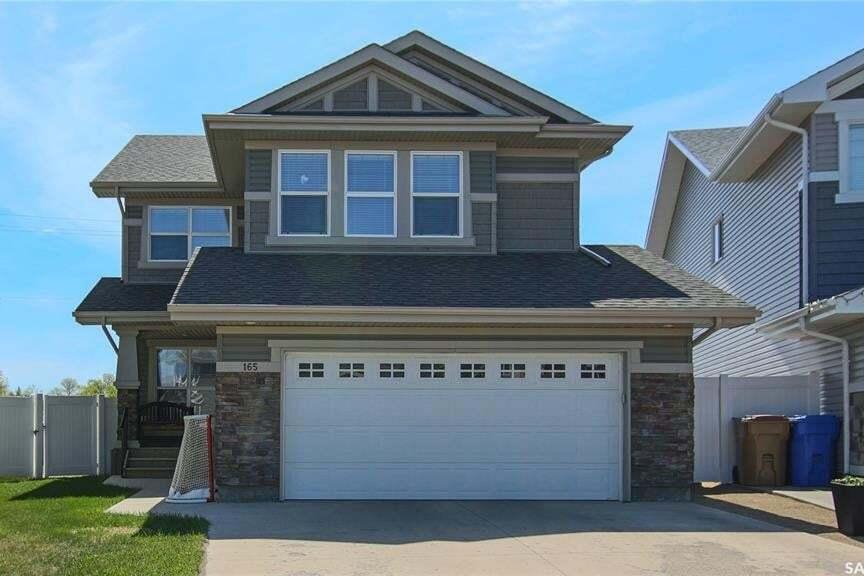 House for sale at 165 Poplar Bluff Cres Regina Saskatchewan - MLS: SK810441