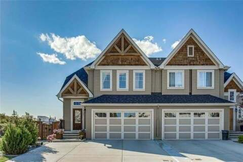 Townhouse for sale at 165 Rainbow Falls Blvd Chestermere Alberta - MLS: C4302292