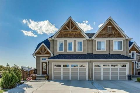 Townhouse for sale at 165 Rainbow Falls Blvd Chestermere Alberta - MLS: C4276493