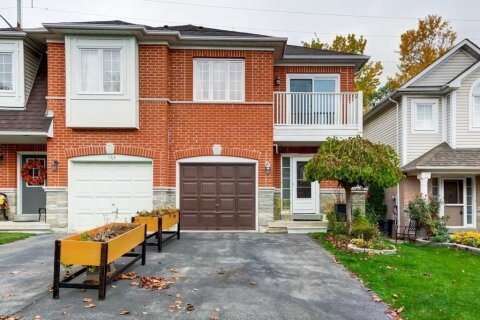 Townhouse for sale at 165 Rouge Forest Cres Pickering Ontario - MLS: E4967956