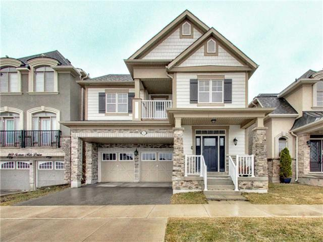 For Sale: 165 Sixteen Mile Drive, Oakville, ON | 4 Bed, 4 Bath House for $1,295,000. See 20 photos!