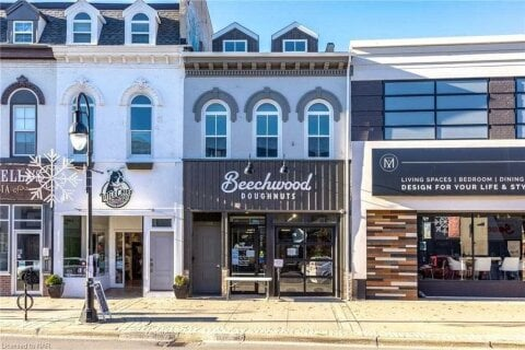 Commercial property for sale at 165 St. Paul St St. Catharines Ontario - MLS: X4992778