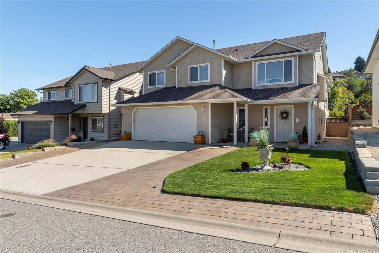 House for sale at 165 Surel Ct Kelowna British Columbia - MLS: 10214471