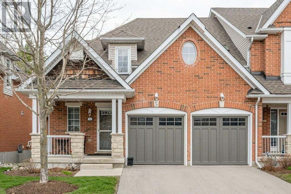 Townhouse for sale at 165 Terraview Cres Guelph Ontario - MLS: 30803483