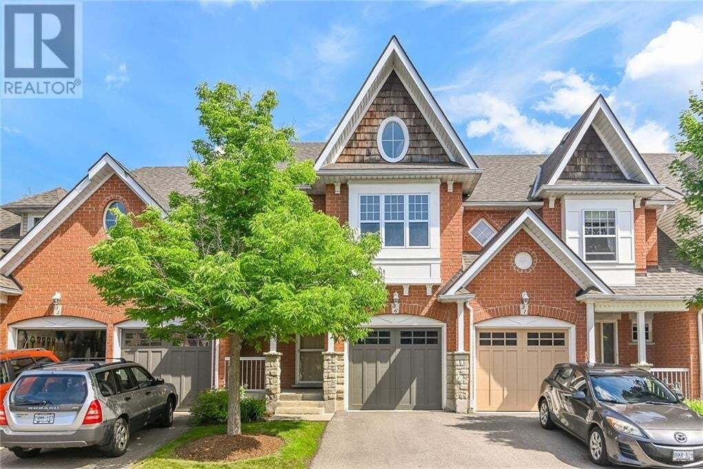 Townhouse for sale at 165 Terraview Cres Guelph Ontario - MLS: 30817987