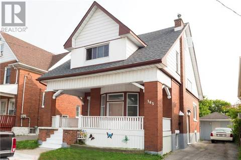 House for sale at 165 Weber St East Kitchener Ontario - MLS: 30750780