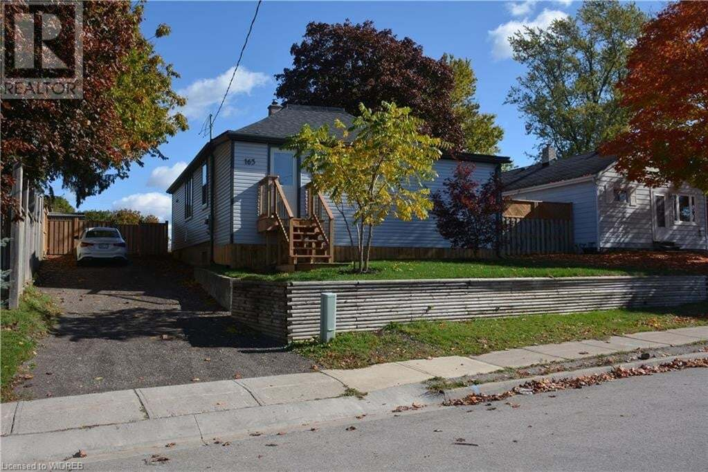House for sale at 165 Whiting St Ingersoll Ontario - MLS: 40036019