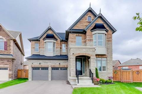 House for sale at 165 William Bartlett Dr Markham Ontario - MLS: N4458797
