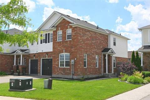 Townhouse for sale at 165 Windwood Dr Binbrook Ontario - MLS: H4057150