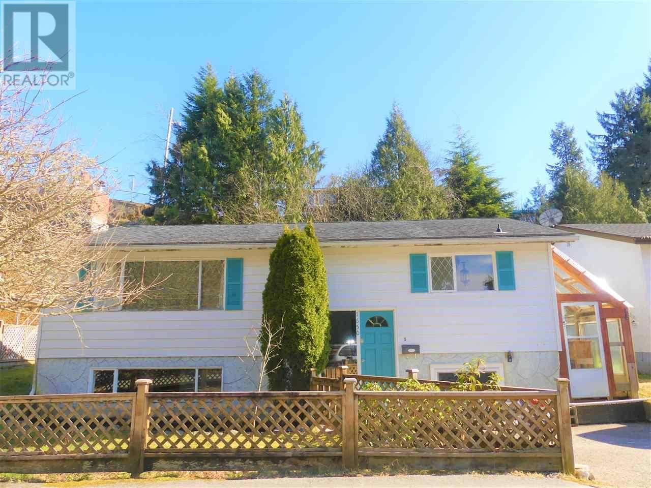 House for sale at 1650 Overlook St Prince Rupert British Columbia - MLS: R2413279
