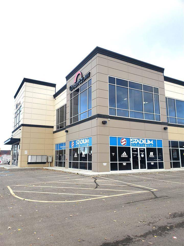 Commercial property for lease at 16506 118 Ave Nw Edmonton Alberta - MLS: E4178559