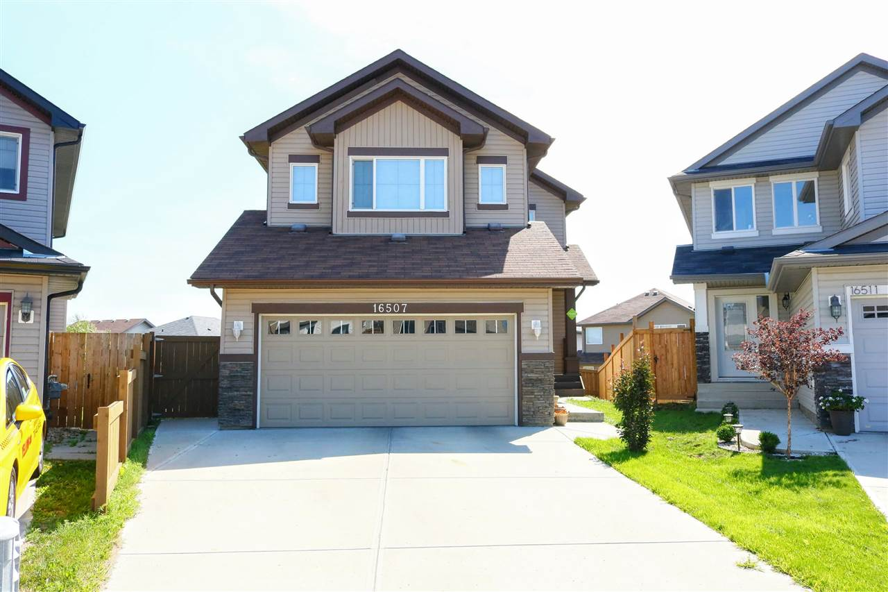 Sold: 16507 42 Street Northwest, Edmonton, AB