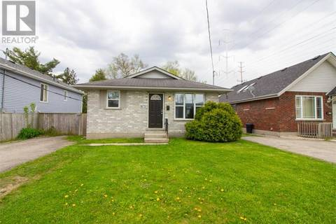 House for sale at 1651 Dale St London Ontario - MLS: 195810