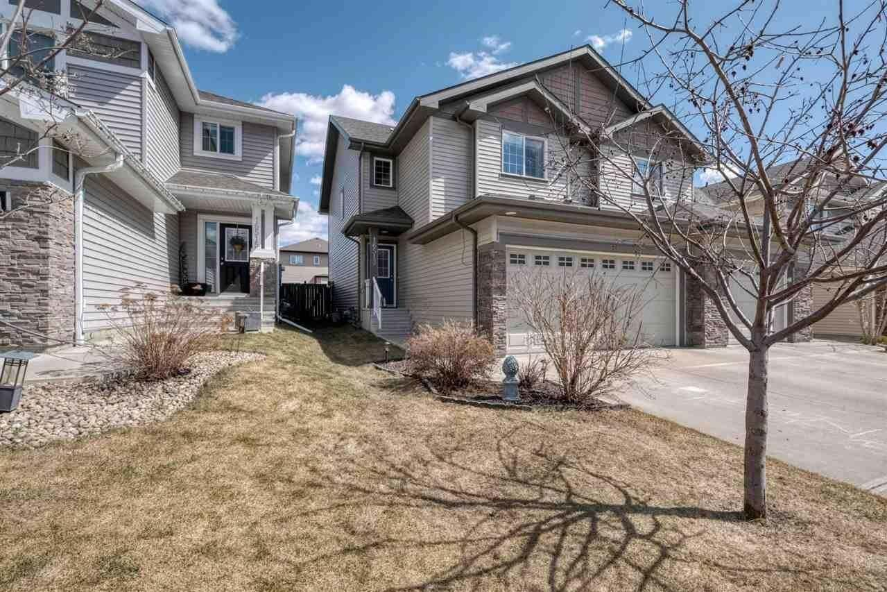 Townhouse for sale at 16513 134 St NW Edmonton Alberta - MLS: E4195013