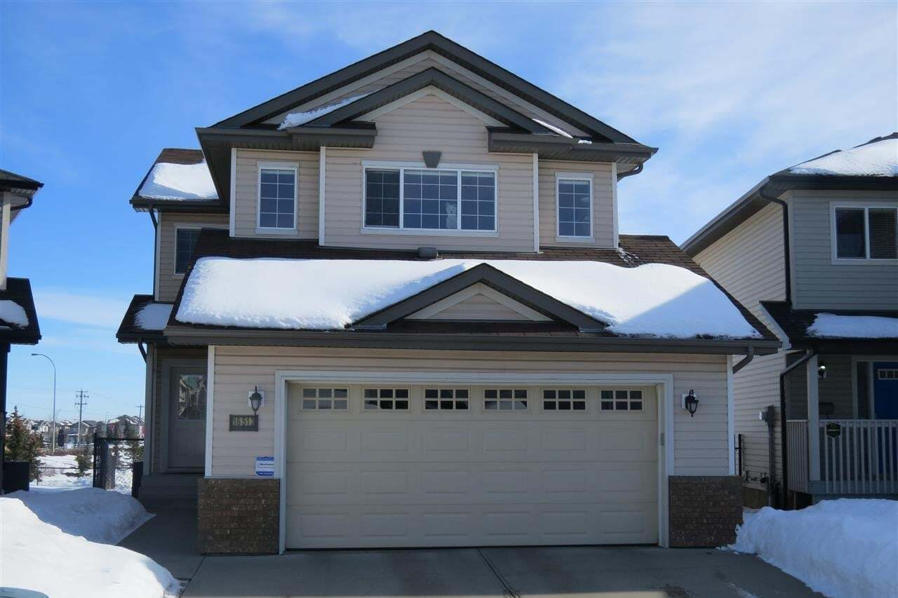 House for sale at 16513 56 St NW Edmonton Alberta - MLS: E4188720
