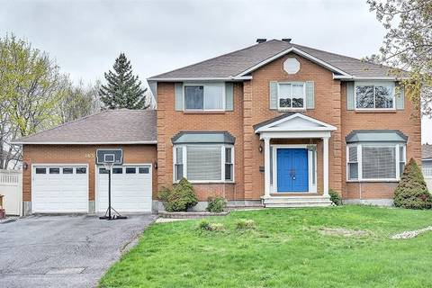 House for sale at 1652 Canemore Cres Ottawa Ontario - MLS: 1151753