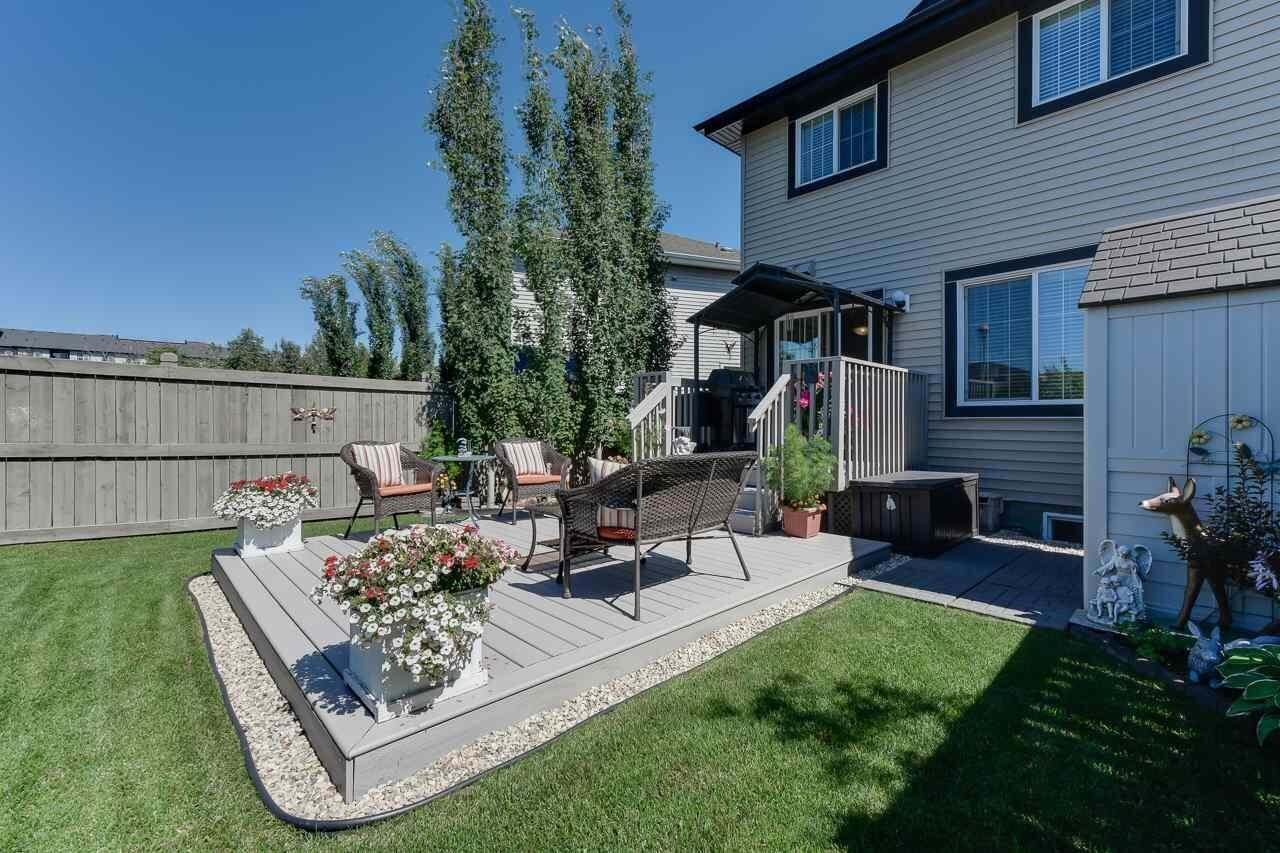 Townhouse for sale at 16526 135 St NW Edmonton Alberta - MLS: E4209307