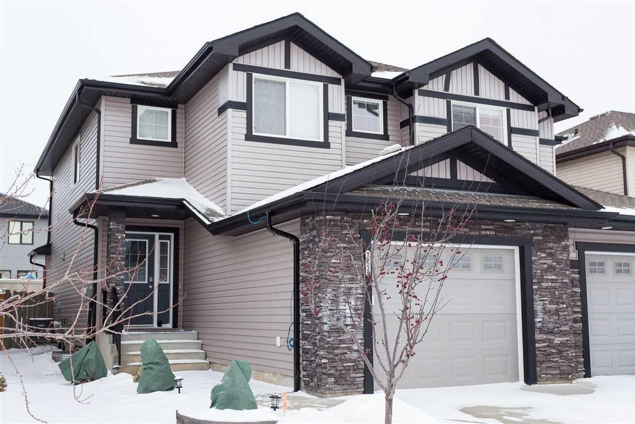 Townhouse for sale at 16529 134 St NW Edmonton Alberta - MLS: E4223374