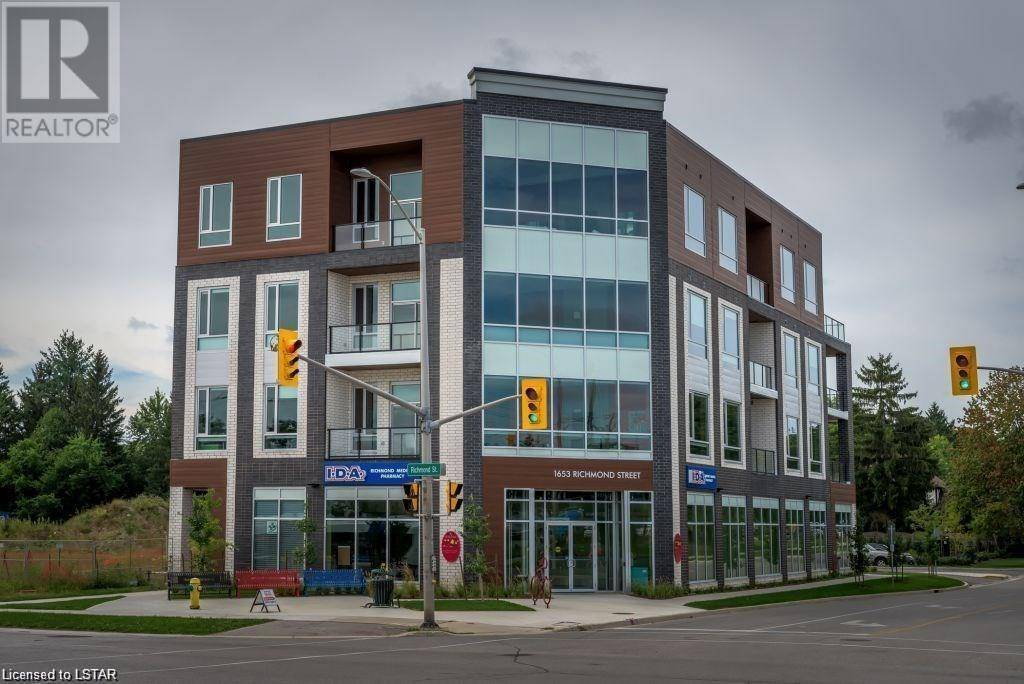 Apartment for rent at 202 Richmond St Unit 1653 London Ontario - MLS: 238902