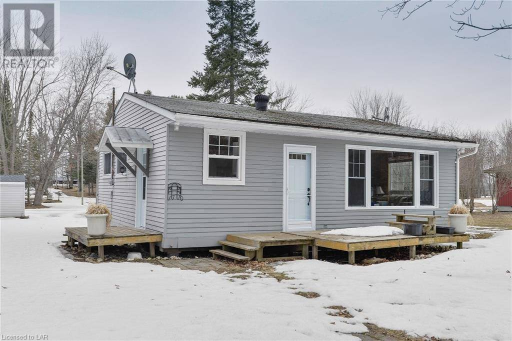 House for sale at 1653 Peninsula Point Rd Severn Bridge Ontario - MLS: 252399