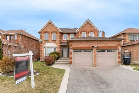 House for sale at 1653 Sir Monty's Dr Mississauga Ontario - MLS: W4413574