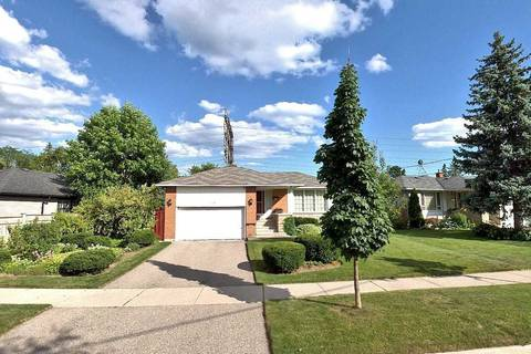 House for sale at 1654 Carletta Dr Mississauga Ontario - MLS: W4691496