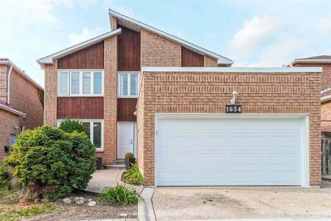 House for sale at 1654 Meadowfield Cres Mississauga Ontario - MLS: W4959639