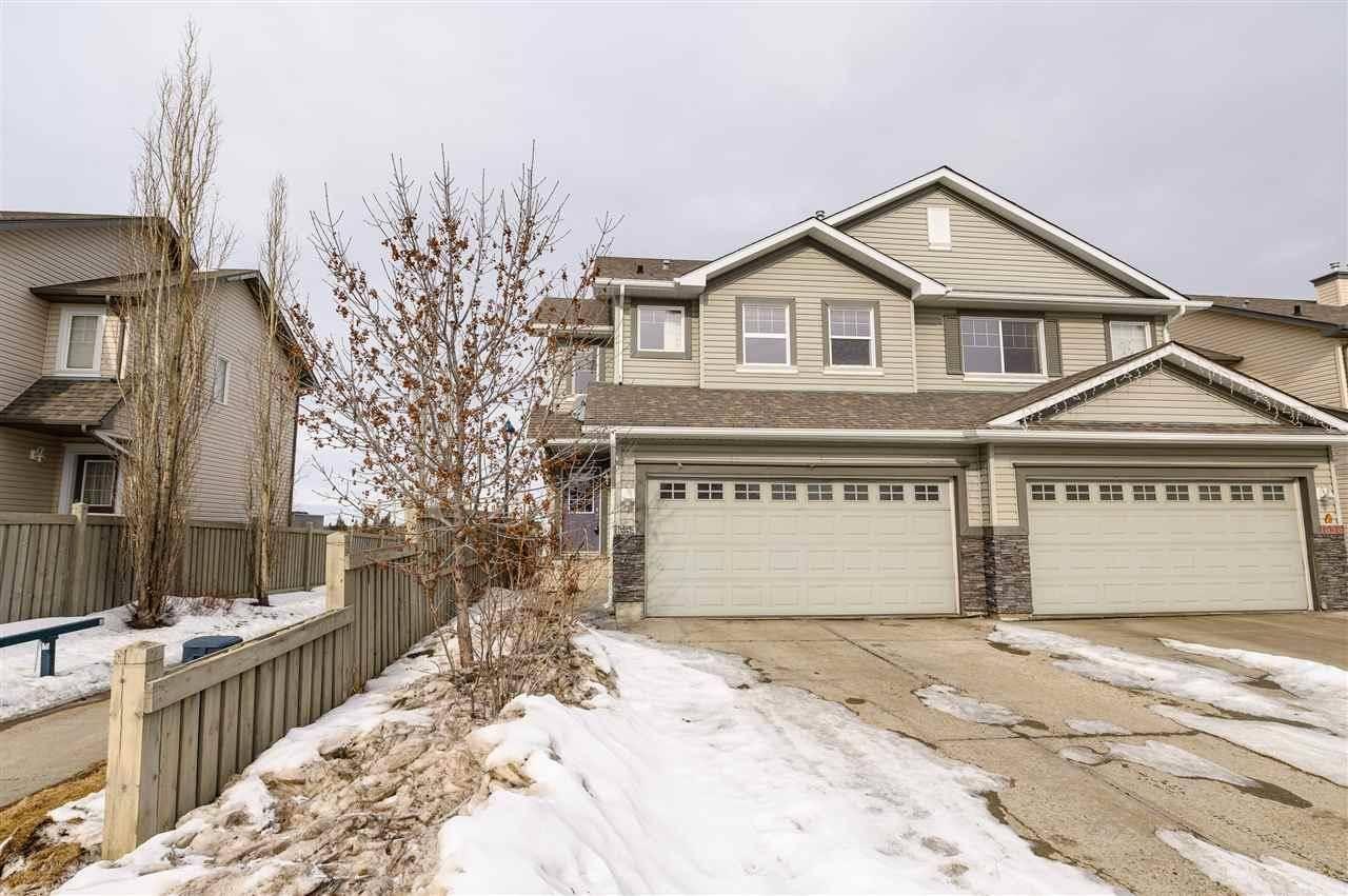 Townhouse for sale at 1654 Melrose Pl Sw Edmonton Alberta - MLS: E4191035