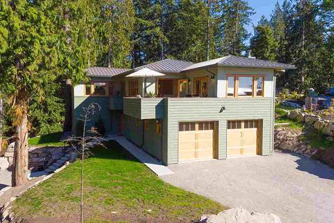 House for sale at 1655 Evergreen Ln Bowen Island British Columbia - MLS: R2369378