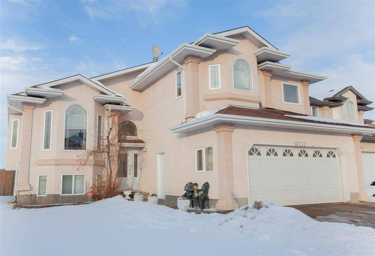 House for sale at 16553 75 St Nw Edmonton Alberta - MLS: E4186122