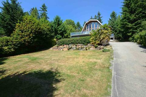 House for sale at 1656 Gower Point Rd Gibsons British Columbia - MLS: R2388156