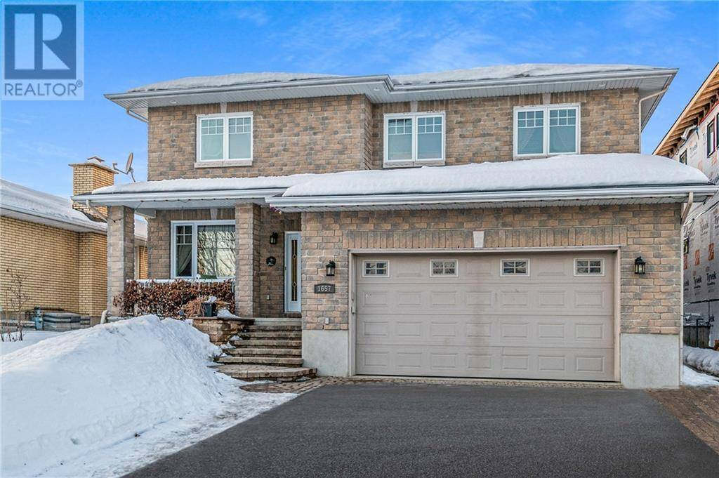 House for sale at 1657 Athans Ave Ottawa Ontario - MLS: 1183752