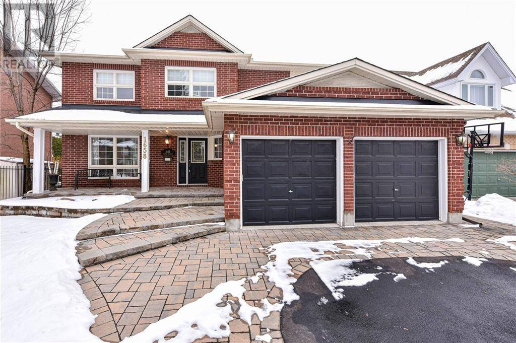 House for sale at 1658 Country Walk Dr Ottawa Ontario - MLS: 1164789
