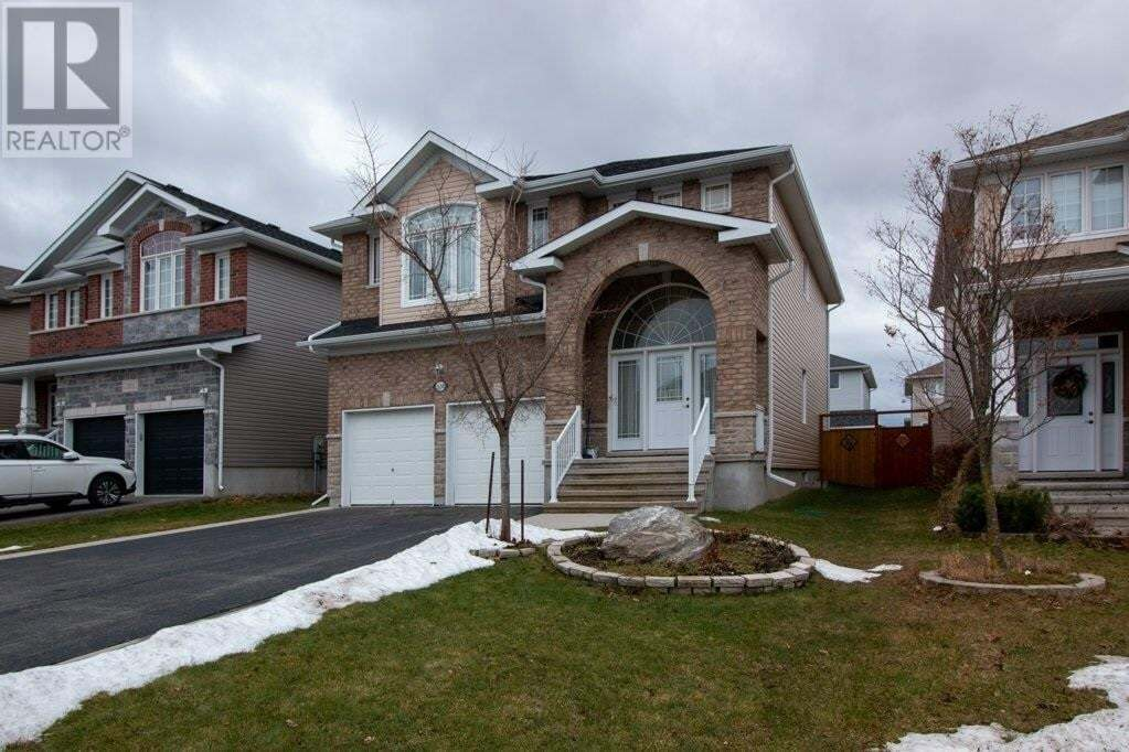 House for sale at 1658 Providence Cres Kingston Ontario - MLS: K20002720