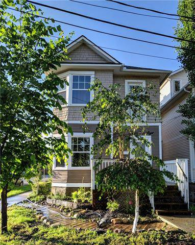House for sale at 1658 Westmount Blvd Northwest Calgary Alberta - MLS: C4287958
