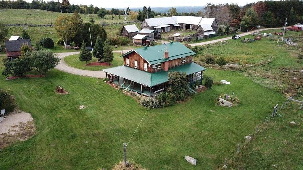 House for sale at 16589 60 Hy Killaloe Ontario - MLS: 1164168