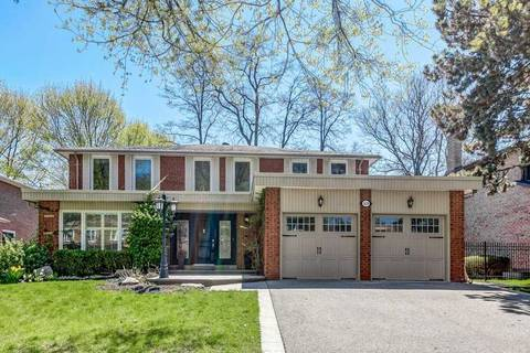 House for sale at 1659 Sherwood Forrest Circ Mississauga Ontario - MLS: W4444640