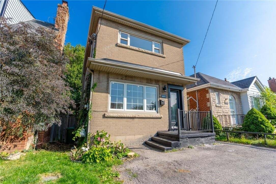 House for sale at 165A Kenilworth Ave S Hamilton Ontario - MLS: H4088869