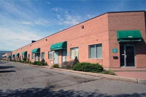 Commercial property for sale at 1895 Clements Rd Unit 166 Pickering Ontario - MLS: E4533799