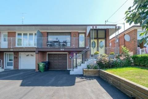 Townhouse for sale at 166 Ardwick Blvd Toronto Ontario - MLS: W4550945