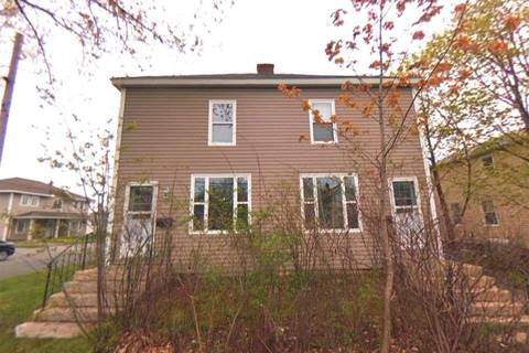 Townhouse for sale at 166 Ashby Rd Sydney Nova Scotia - MLS: 201913840